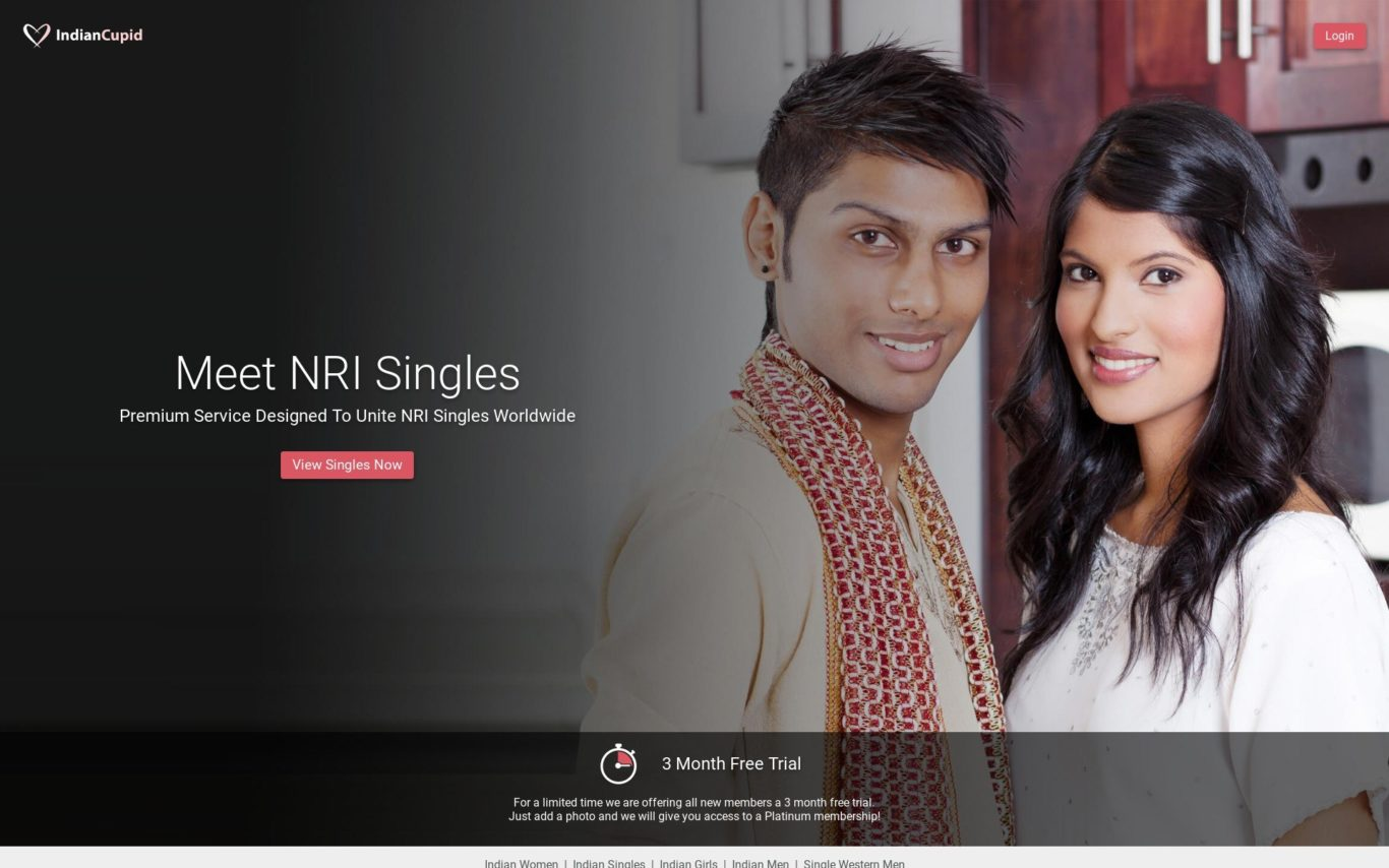 Indian Cupid Dating Site Post Thumbnail